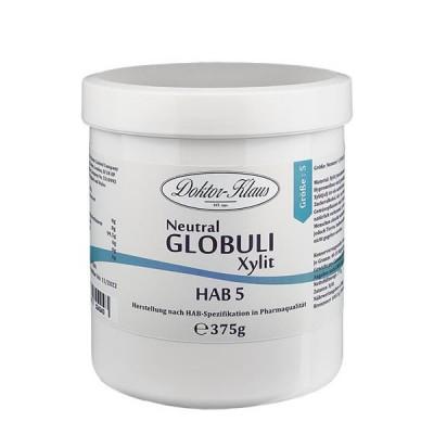 Xylit Roh Globuli HAB5 375g