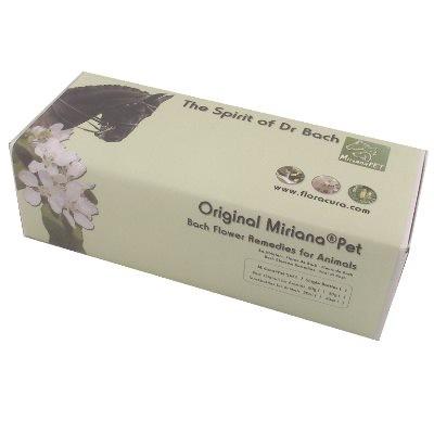20ml Bachblüten Set für Tiere im Karton