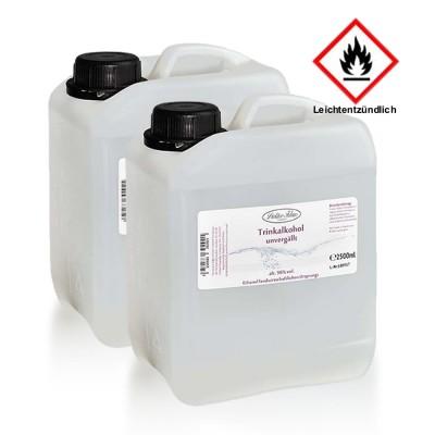 5000 ml Trinkalkohol - Prima Sprit