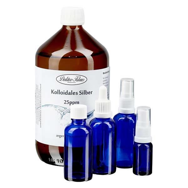 Profiset Kolloidales Silber, 2x500ml + 4 LF