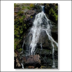 27 Rock Water Bachblütenbild - Foto 20x30cm