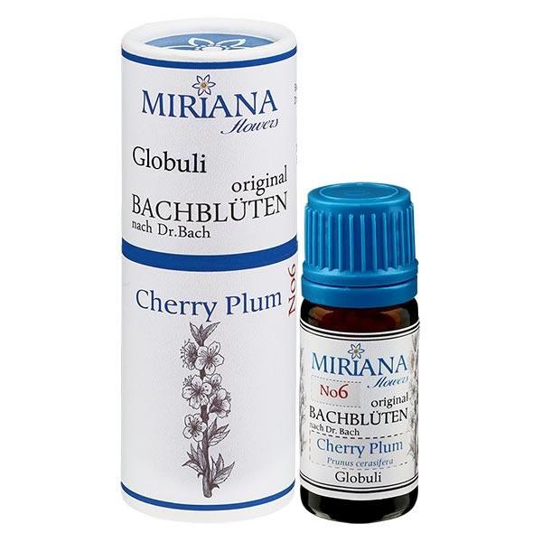 Cherry Plum Bachblüten Globuli (Kirschpflaume) 10g