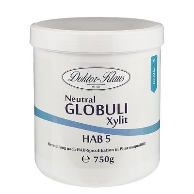Xylit Roh Globuli HAB5 750g