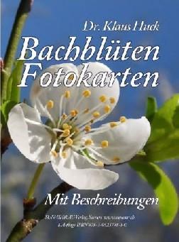 Bachblüten Karten-Set 10x15cm