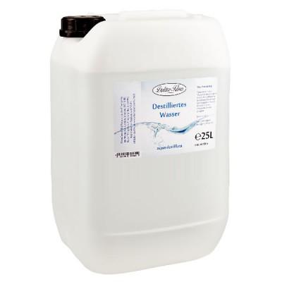 Destilliertes Wasser 25l im Kanister