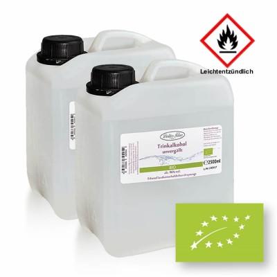 5000 ml Bio Trinkalkohol - Prima Sprit