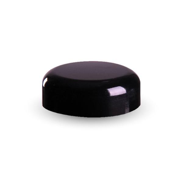Schraubverschluss für 100ml Violettglas Dose